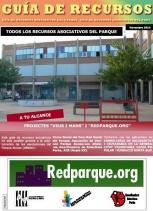 Guía Recursos Asociativos del Parque 2010