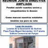 Junta Directiva Xarxa Social  Ampliada